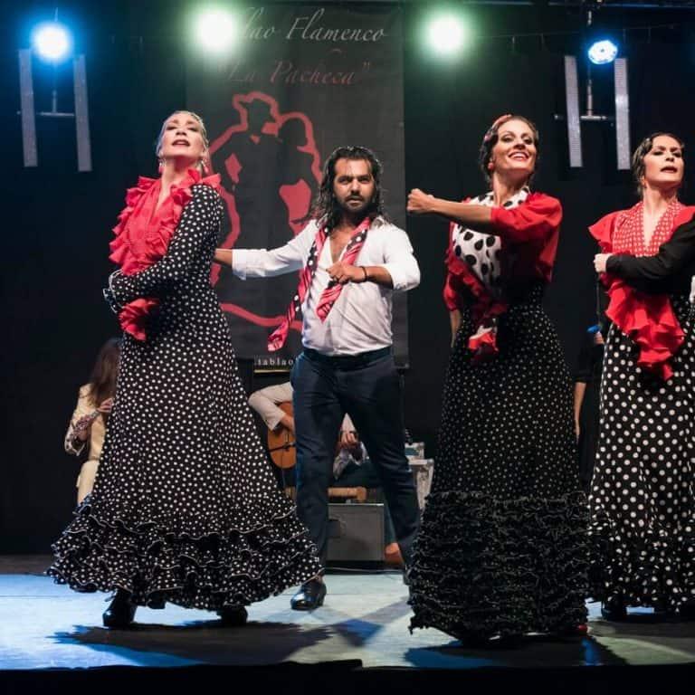 מופע פלמנקו מדריד