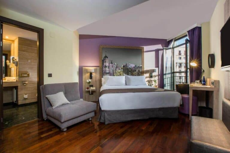 Leonardo Hotel Madrid City
