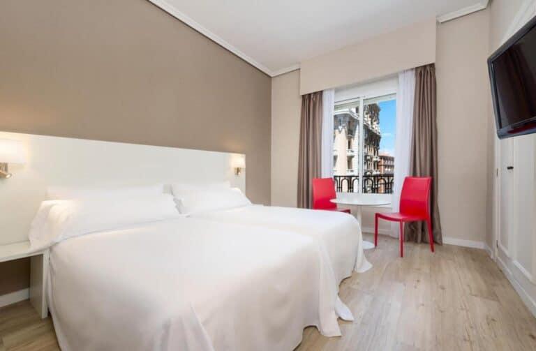 Hotel Madrid Gran Via 25 Affiliated by Meliá